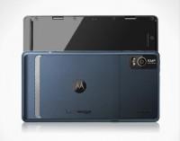 DROID 2 by Motorola Keyboard Open Rear View
