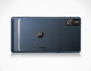 DROID 2 by Motorola Rear View 1