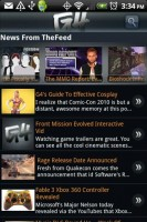 G4TV for Android TheFeed