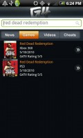 G4TV for Android Games