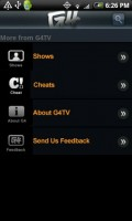 G4TV for Android More
