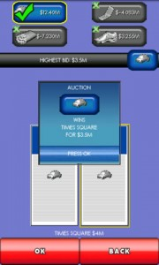 MONOPOLY Here and Now for Android Auction Won