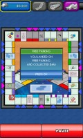 MONOPOLY Here and Now for Android Landing on Free Parking
