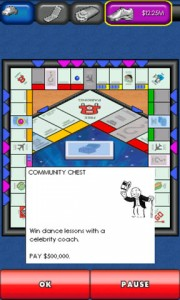 MONOPOLY Here and Now for Android in Game Play 2