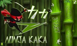 Ninja Kaka Pro Start Menu