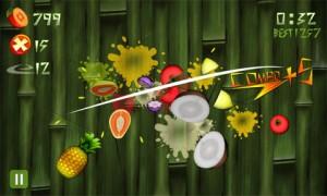 Ninja Kaka Pro in Game Play 1