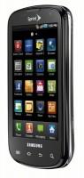 Samsung Epic 4G Angle View