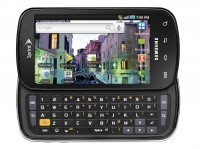 Samsung Epic 4G Keyboard Open Front View