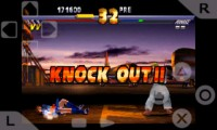 psx4droid PlayStation Emulator Playing Street Fighter Extreme 4