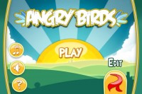 Angry Birds Start Screen