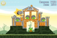 Angry Birds in Game Play 7