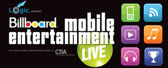 Billboard Music App Awards at CTIA Enterprise & Applications