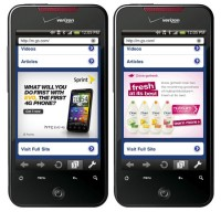 Flash Ads in iOS and Android Web Browser