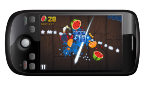 Fruit Ninja for Android