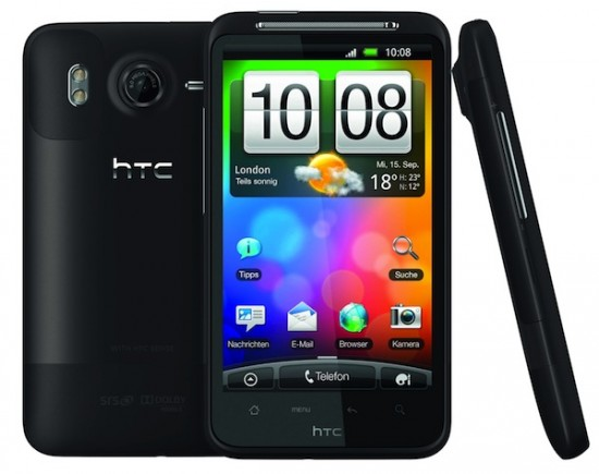 HTC Desire HD Android Smartphone (Video)