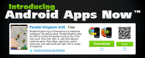 Introducing Android Apps Now