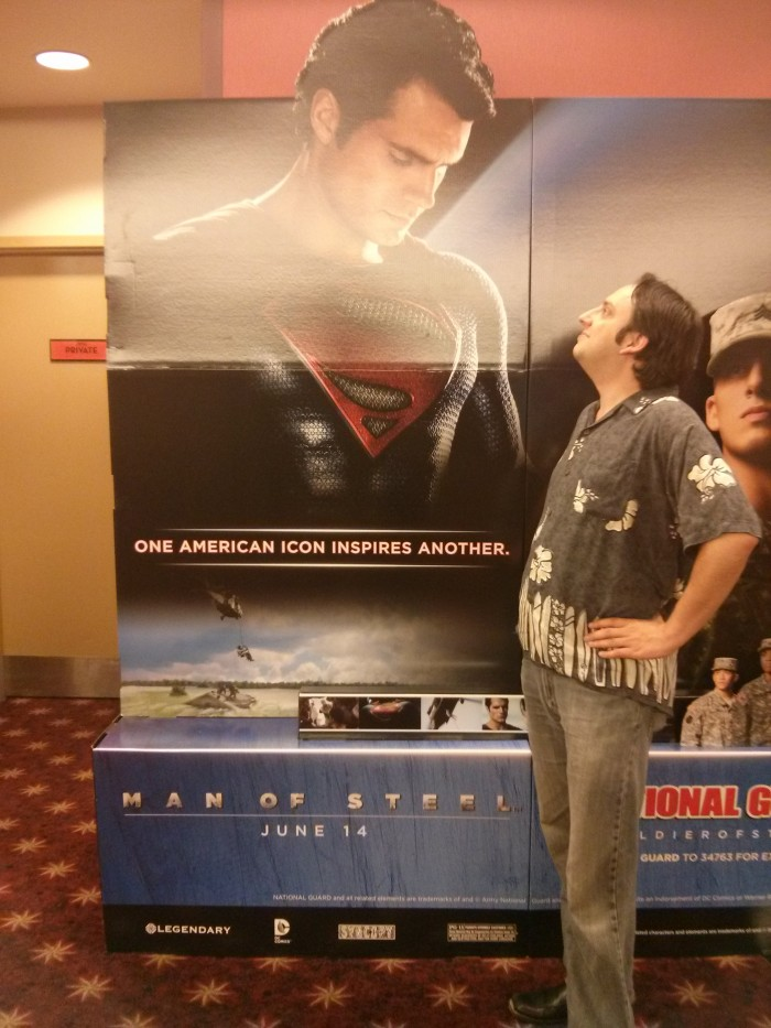 Jarrett Kaufman - Winner of Man of Steel Movie Tickets (1)