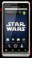 Motorola Droid 2 R2D2 Front Cover