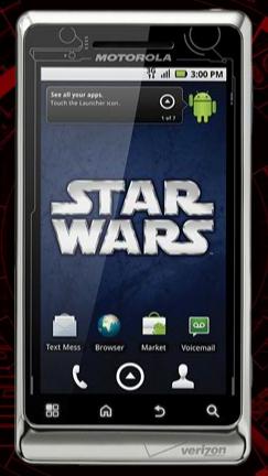 Star Wars Fan? Grab a Droid 2 R2D2!