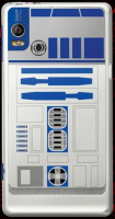 Motorola Droid 2 R2D2 Back Cover