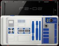Motorola Droid 2 R2D2 Back Cover Slide Up