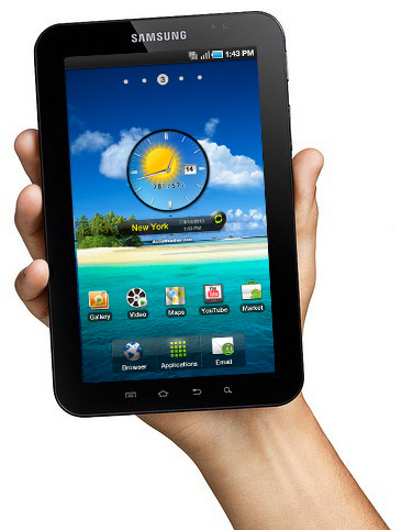 Samsung Galaxy Tab Priced at $599 Available November 11th on Verizon