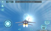 Tom Clancys HAWX for Android in Game Play 7