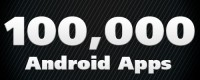 100,000 Android Apps
