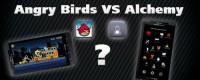 Angry Birds Versus Alchemy