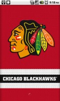 Chicago Blackhawks Splash Screen