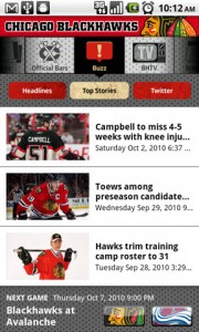 Chicago Blackhawks Top Stories