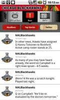 Chicago Blackhawks Twitter