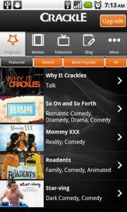 Crackle Featured Originals