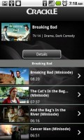Crackle Television Episodes List