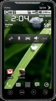 Vlingo InCar on HTC Evo Widget Control
