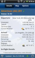 FlightView Elite FlightTracker Flight Details