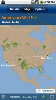 FlightView Elite FlightTracker Maps