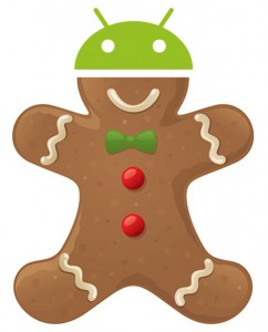 Gingerbread Confirmed As New Android OS
