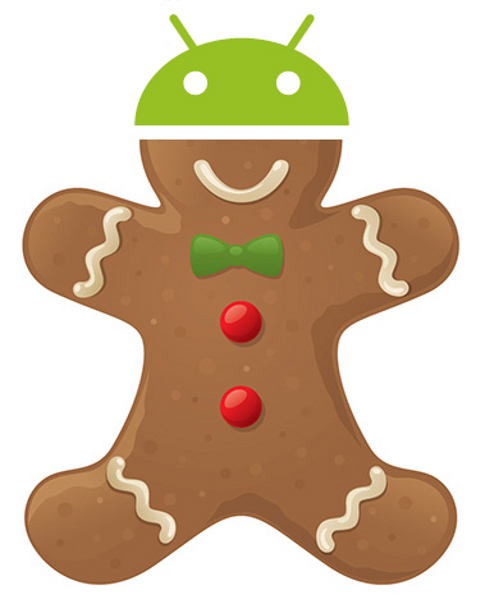 Android Gingerbread Features Predictions