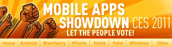 Introducing Mobile Apps Showdown! Nominate the Best Mobile Apps