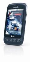 LG Optimus Angled