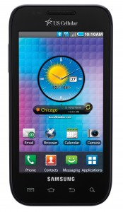 Samsung Mesmerize Android Smartphone Available for U.S. Cellular for $199