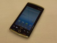 Sanyo Zio for Sprint at CTIA