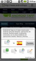 Smart Copy Language Translation