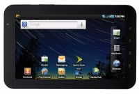 Sprint Galaxy Tab Horizontal Front