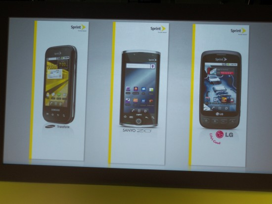 Sprint ID App Packs for Android Smartphones