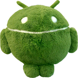 Win Your Own Squishable Android!
