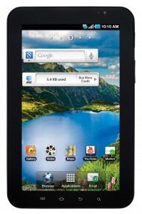 AT&T Galaxy Tab