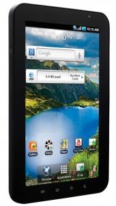 AT&T Galaxy Tab Angle View 2