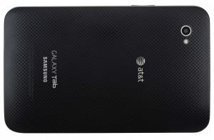 AT&T Galaxy Tab Back